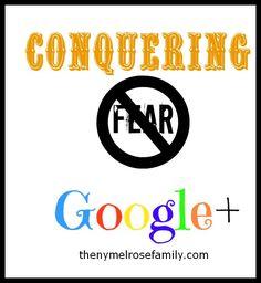 Conquering Google+ @russej10 #google+