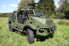 KMW  SOV - SPECIAL OPERATIONS VEHICLE
