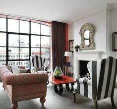 kit kemp interior design - Headboards, Bedrooms and It works on Pinterest