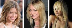 Креативные стрижки на средний волос: яркость и индивидуальность ...