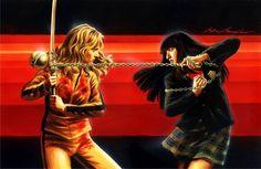 Kill Bill fan art