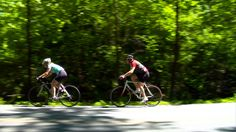 Cycling through North Georgia at your Leisure and Annual Cycling Events! Northeast Georgia Mountains - Dahlonega, Lumpkin County, GA Photo by Video Craft Productions