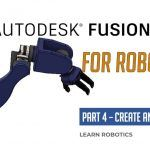 Create assemblies with Fusion Learn how to create joints to connect components together. Develop multicomponent assembly designs and incorporate Learn Robotics, Cnc Software, Robot Arm, Stepper Motor, Connect, Learning, Create, Modeling, Arms
