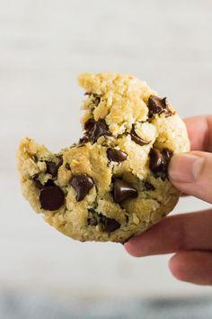 Coconut Chocolate Chip Cookies | Marsha's Baking Addiction