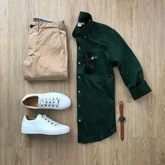 outfit grid men