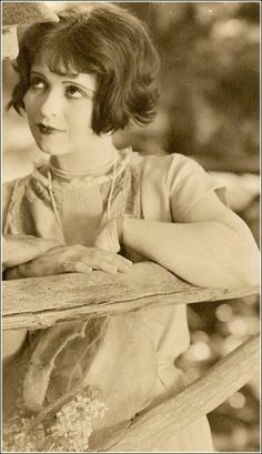 1925 Clara Bow in The Ancient Mariner