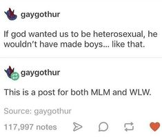 Lgbt Memes, Funny Memes, Tumblr Posts, Gay Pride, Love Is, In This World, Feelings, Saga, Comedy Comedy