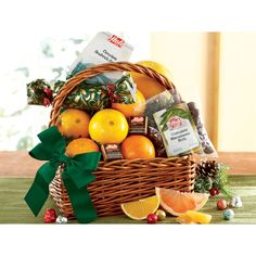 Christmas Day Delight | #Gift #Baskets - Hale Groves #gourmet