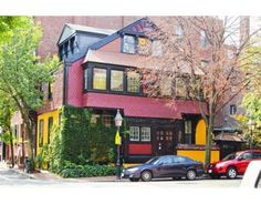 130 Mount Vernon, Boston, MA, 02108 | Boston Castle For Sale