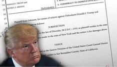 Trump Allegedly Tied-Up 13 Year-Old Girl He Raped, Struck Her In Face