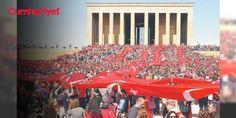 CHPden Büyük Cumhuriyet Yürüyüşü: Parlamenter sistemi yok sayanlara tavır : CHP Cumhuriyetin kuruluşunun 93. yılında Mecliste halkla buluşacak. Anıtkabire yürünecek.  http://www.haberdex.com/turkiye/CHP-den-Buyuk-Cumhuriyet-Yuruyusu-Parlamenter-sistemi-yok-sayanlara-tavir/58857?kaynak=feeds #Türkiye   #Meclis #ında #halkla #buluşacak #yürünecek