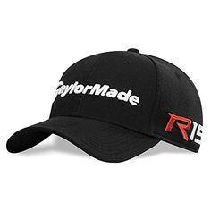 07cf8a734fc NEW TaylorMade Burner New Era 39 Thirty Black Fitted M L Hat Cap - for  friends elite socks