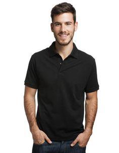 nossa camisa polo preta // #soubasico
