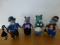 dickens muizen familie