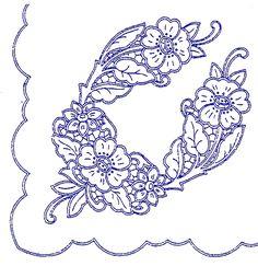 UBRUSY | Ubrus U 144 | Předtisky na vyšívání - Olga Synková Helga
