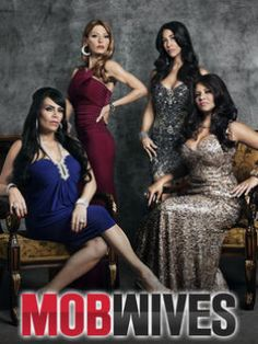 Mob Wives!  A guilty pleasure.  These heifers are crazy!