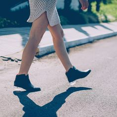 Fáceis de combinar, estilosas, versáteis! Tudo de bom nessas botas lindas da Miezko!