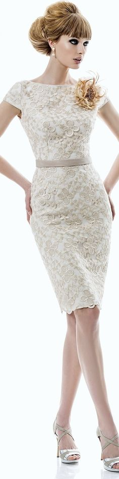 Angela Ariza Cocktail Dress