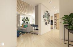 Dom w Bolechowicach - Hol / przedpokój, styl nowoczesny - zdjęcie od WERDHOME