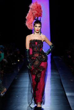 Jean Paul Gaultier alta costura 2014