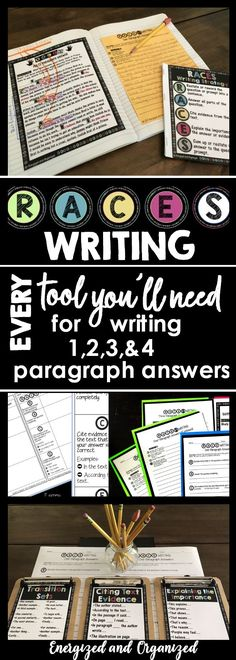 19 best RACE Writing images on Pinterest in 2018 English language