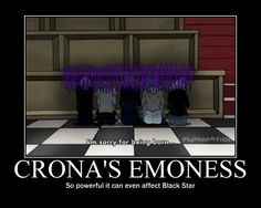 Crona's Emoness by animaniac43.deviantart.com on @deviantART