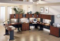 Cómo decorar una oficina. Fotos, ideas y consejos. | Mil Ideas de Decoración