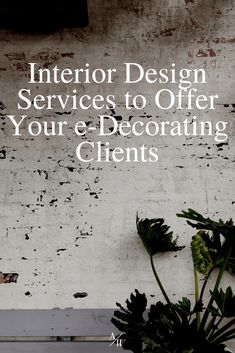 Interior Design Services to Offer Your e-Decorating Clients Interior Design online interior design courses Interior Design Business Plan, Learn Interior Design, Online Interior Design Services, Interior Design Courses, Business Design, Diy Interior, Interior Decorating, Decorating Tips, Interior Styling