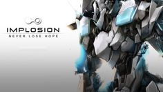 AndroidWorld: Implosion Never Lose Hope MOD APK+DATA (BLACK SCRE...