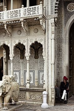 Rajasthan Palace, India https://www.facebook.com/nikhaarfashions