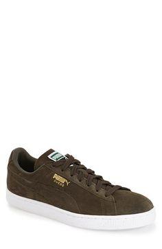 PUMA 'Suede Classic+' Sneaker (Men)
