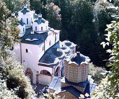 monastery st. yoakim osogovski macedonia