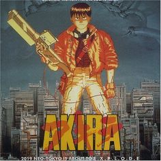 AKIRA film that released in the year 1985. A secret military project endangers Neo-Tokyo when it turns a biker gang member into a rampaging psionic psychopath that only two kids and a group of psionics can stop.  Director: Katsuhiro Ôtomo (as Katsuhiro Otomo) Writers: Katsuhiro Ôtomo (screenplay) (as Katsuhiro Otomo) , Izô Hashimoto (screenplay), 4 more credits » Stars: Nozomu Sasaki, Mami Koyama, Mitsuo Iwata .   free.onlinemoviestimes.com/play.php?movie=0094625