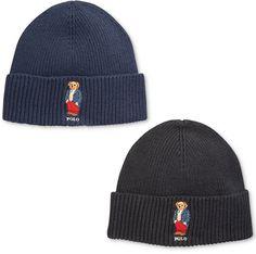 Polo Ralph Lauren Bear Blackwatch Sportscoat Hat b7d8ade4c7a18