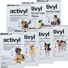 Topical flea treatment. Effective against immature flea stages and thereby breaking the flea life cycle. Learn more here... http://us.activyl.com/pages/owner/activyldogscats/flea-treatment-different.aspx