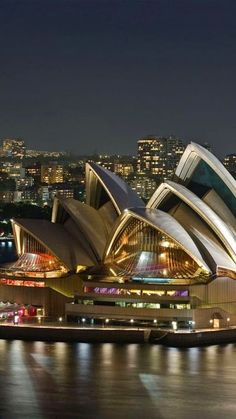 The Sydney Opera House is a multi-venue performing arts centre in Sydney