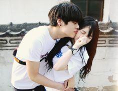Hong Young Gi ♥ Lee Se Yong.  they are ulzzang couple ☺