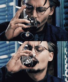 904 отметок «Нравится», 11 комментариев — Johnny Depp (@itjohnnydepp) в Instagram: «#JohnnyDepp in The Ninth Gate (1999)»