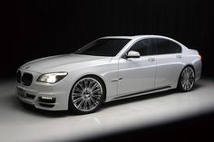 Hello Darling, BMW 7series F01/02 Sport Line