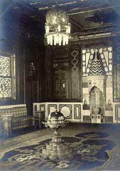 قصر اﻷمير محمد علي في المنيل ..!! By suzi n