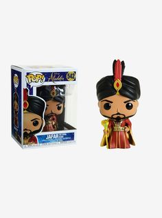 Funko Aladdin Rouge Jafar Pop Vinyl Figure Chase VARIANT Glow in the Dark