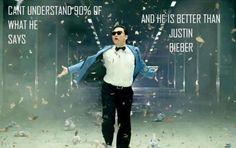 #TrueStory Gangnam Style