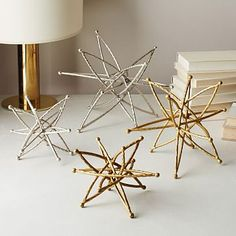 Star Sculpture #westelm
