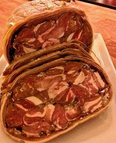 Guttas Kjøkken: Lammekjøttrull Food And Drink, Favorite Recipes, Beef, Meat, Ox, Ground Beef, Steak