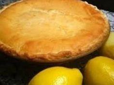 Montgomery Pie Recipe