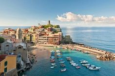 Cinque Terre Tour by Minivan from Pisa