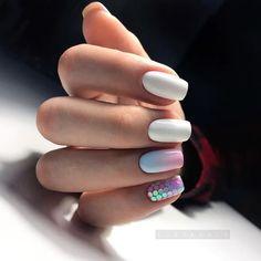 Semi-permanent varnish, false nails, patches: which manicure to choose? - My Nails Gelish Nails, My Nails, Manicure, Nails Today, Cute Nails, Pretty Nails, American Nails, Beautiful Nail Polish, New Nail Polish