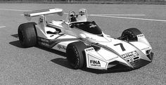1976 - Brabham Martini branca