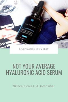 I didn't take any chances this year. As soon as the temperatures turned a little chilly (almost a month ago here in London!), I popped hyaluronic acid back into my skincare routine. This winter, I'm going with Skinceuticals H.A. Intensifier. Despite its drawbacks (hey, no product is perfect), it packs quite the hydrating punch. Here's why #skincareproductreview #hyaluronicacid Acne Skin, Oily Skin, Sensitive Skin, The Ordinary Hyaluronic Acid, Anti Aging Serum, Skin Firming, Beauty Review, Moisturiser, Skincare Routine