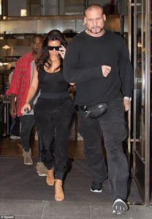 Kim K's bodyguard Pascal Duvier finally breaks his silence after robbery...promises to find her attackers   Whatsapp / Call 2349034421467 or 2348063807769 For Lovablevibes Music Promotion   Kim Kardashian's personal bodyguard Pascal Duvier has broken his silence since Kim's scary robbery incident in Paris early Monday morning.  Pascal was protecting Kourtney and Kendallduring their night out at L'Arc Nightclub when the robbers seized opportunity of the security gap and attacked the mother of…